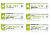 Green People 100% Natural Organic Fennel & Propolis Toothpaste 50ml - Multibuy