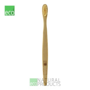 Tea Natura Bamboo Toothbrush For Adults