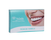 Yesmile Non-peroxide Teeth Whitening Strips   28 Professional Strips For Two