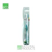 Ecodenta Medium Bristled Toothbrush Without Bpa