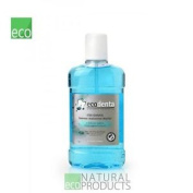 Ecodenta Extra Refreshing Natural Mouthwash With Peppermint Oil 500 Ml