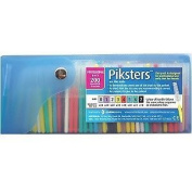 Piksters Professional Pack - 200 Brushes Per Pack