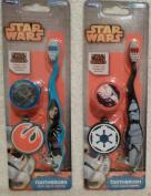"Starwars Disney Rebels ""from Animated Series"" Toothbrush/cap"