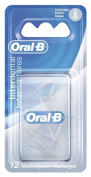 Oral-b Interdental Brushes 3-6.5mm Tapered - 12's