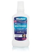 Wisdom Uv Pro Whitening Alcohol Free Mouthwash Vivid Mint 500ml