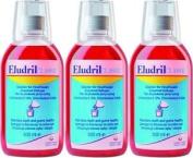 Twelve Packs Of Eludril Classic Mouthwash 500ml