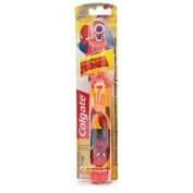 Colgate Spider-man 3+ Years Battery Operated Kids Children Toothbrush