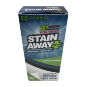 Stain Away Plus Denture Cleanser, Professional Strength, 240ml