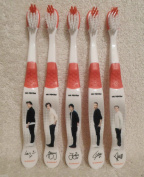 """one Direction"" Soft Toothbrushes:h"