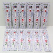 New Wholesale Bulk Purchase 12 X Very Hungry Caterpillar Kids Childs Toothbrush