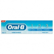 Oral B 123 Toothpaste (100ml)