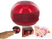 New Portable Nail Dryer Beauty Manicure Pedicure Polish Blow Quick Easy Dry Fan