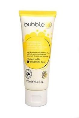 Bubble T Bath & Body - Hand Cream In Lemongrass & Green Tea - 100ml