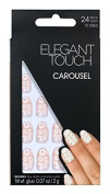 Elegant Touch Trend Nails, Matte Carousel