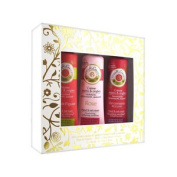 Roger & Gallet Paris 3 Three Piece Hand And Nail Cream Set - 3 X 30ml