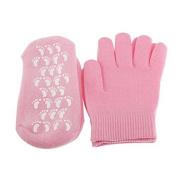 Winomo Spa Whitening Moisturising Treatment Skincare Gel Socks Gloves Set