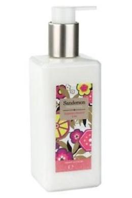 Heathcote And Ivory Sanderson Primavera Hand Lotion 300ml Sugared Almond & Iris