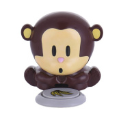 Mini Cute Plastic Monkey Finger Nail Polish Varnish Air Dryer Blower By Himanjie