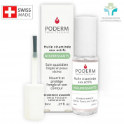 Damaged Nails, Drys, Doubled. Treatment For Nourishing And Fortifing Nails.