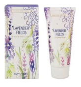 Heathcote & Ivory Lavender Fields Hand And Nail Cream, 100 Ml