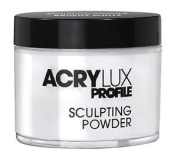 Salonsystem Acrylux Sculpting Powder, Bright White 45 G