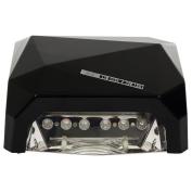 Bestmall 36w Diamond Shaped Professional Led Light Lamp Ccfl Nail Polish Dryer