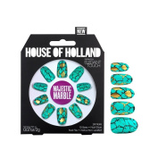 House Of Holland Uñas Postizas - Majestic Marble
