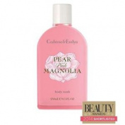 Crabtree & Evelyn Pear And Pink Magnolia 250ml Shower Gel Free P & p