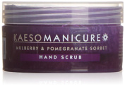 Kaeso Mulberry And Pomegranate Sorbet Hand Scrub 95 Ml