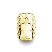 Bohem Gold Jewellery Nail Art Zen Garden Buddha, Medium