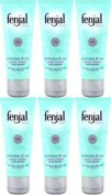 Six Packs Of Fenjal Classic Hand Creme 50ml