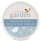 Garden Bergamot & Jasmine Hand & Nail Therapy Waitrose 75g