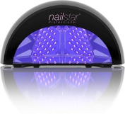 Led Gel Nail Dryer Lamp Uv Ultra Fast Curing Timer Polish For Cnd Shellac Gelish