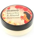 Akamuti Buttered Rose & Almond Hand Cream 50ml