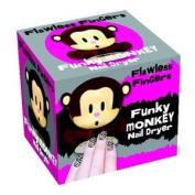 Séchoir À Ongles Funky - Monkey Clou Séche Fizz Créations Animaux Cosmétiques