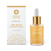 Manuka Doctor 24k Gold And Manuka Honey Hand Oil