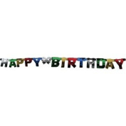 Bunting Letters - Happy Birthday - Party Decoration