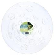 Plastec 30cm Floor Protector Saucer