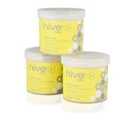 Hive Of Beauty Waxing Creme Depilatory Wax 3 For 2 Offer Soft Hair Removal