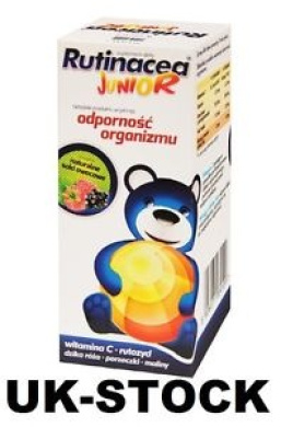 Rutinacea Junior-syrup For Children Body's Resistance 100ml