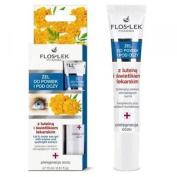 Floslek Gel With Eyebright And Luteina 15 Ml