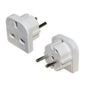 Uk _ Euro Plug Adaptor