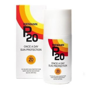 Riemann P20 Once A Day 10 Hours Protection Spf20 Plus Sunscreen 200ml