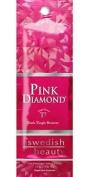 Swedish Beauty Pink Diamond Tingle Bronzer Sunbed Tanning Lotion Cream Sachet