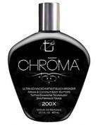 Tan Incorporated Chroma 200x Ultra Advanced Instant Black Bronzer 400ml