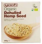 Yaoh Organic Hemp Hemp Seed Dehulled 250g