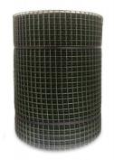 Netlon Plastic Netting 40m X 0.5m X 15mm - Dark Green