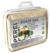 Perel 5 X 5 M Square Shade Sail - Cream