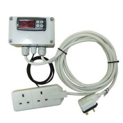 Pre-wired Weatherproof Digital Electronic Thermostat Ip65