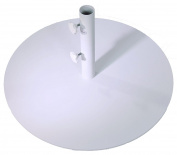 Flat Steel Base / Stand For Garden Umbrella Parasol   Pole Width Max. ø 48 Mm  